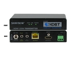 HDMI HDBaseT Transmitter Over Single CAT 5e/6/7�Bi-Directonal IR RS232 SB-6335T